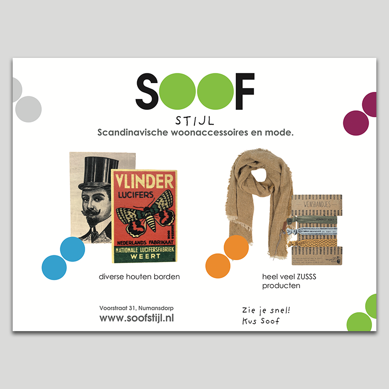 SOOF-advertentie